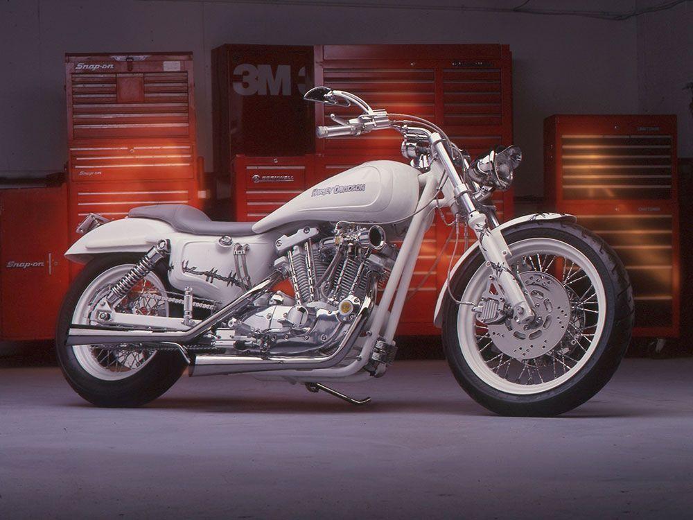 A Custom 1983 Harley-Davidson XLH Sportster Built For Brotherhood