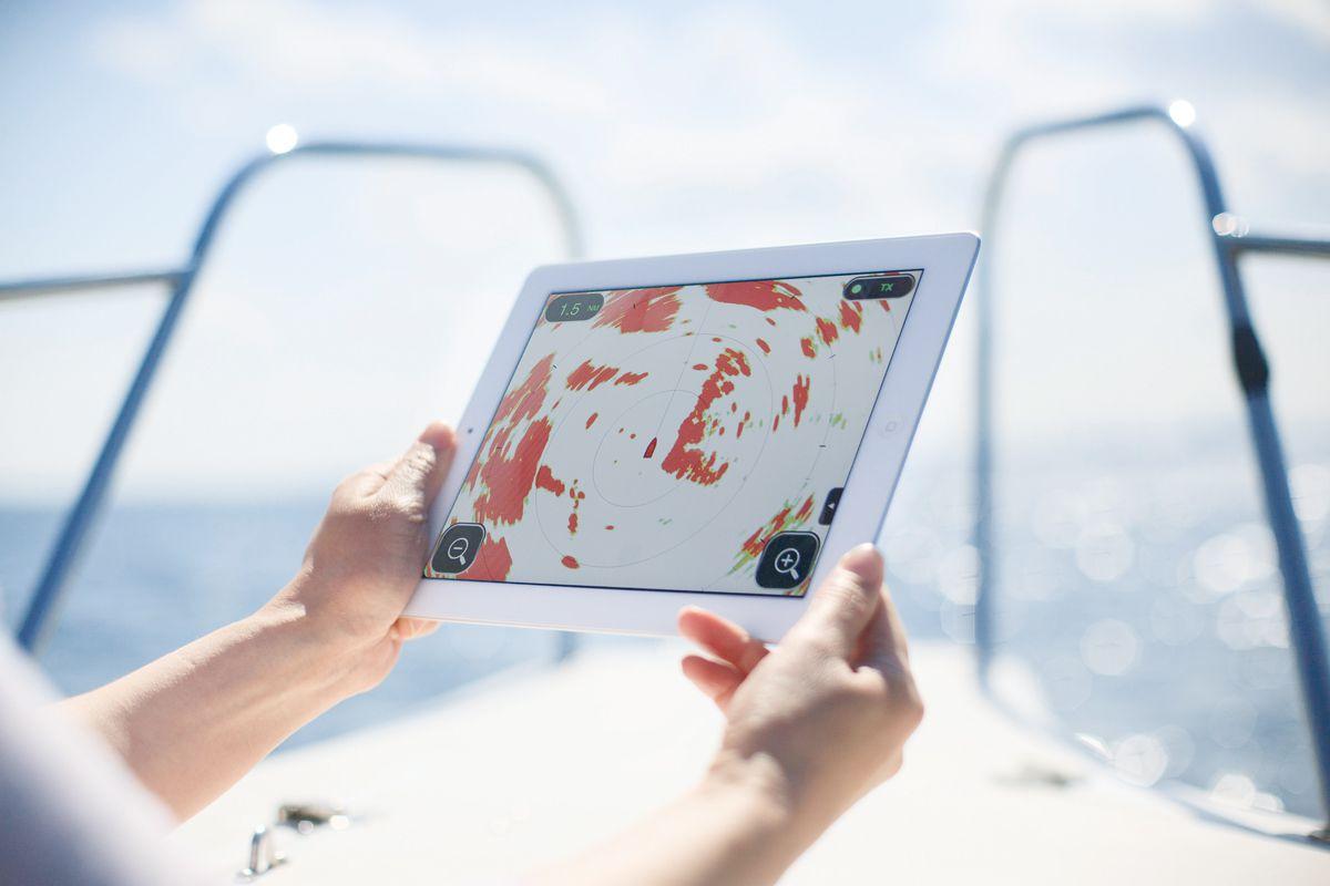 Marine Electronics 2 0 Tablet Versus Chart Plotter