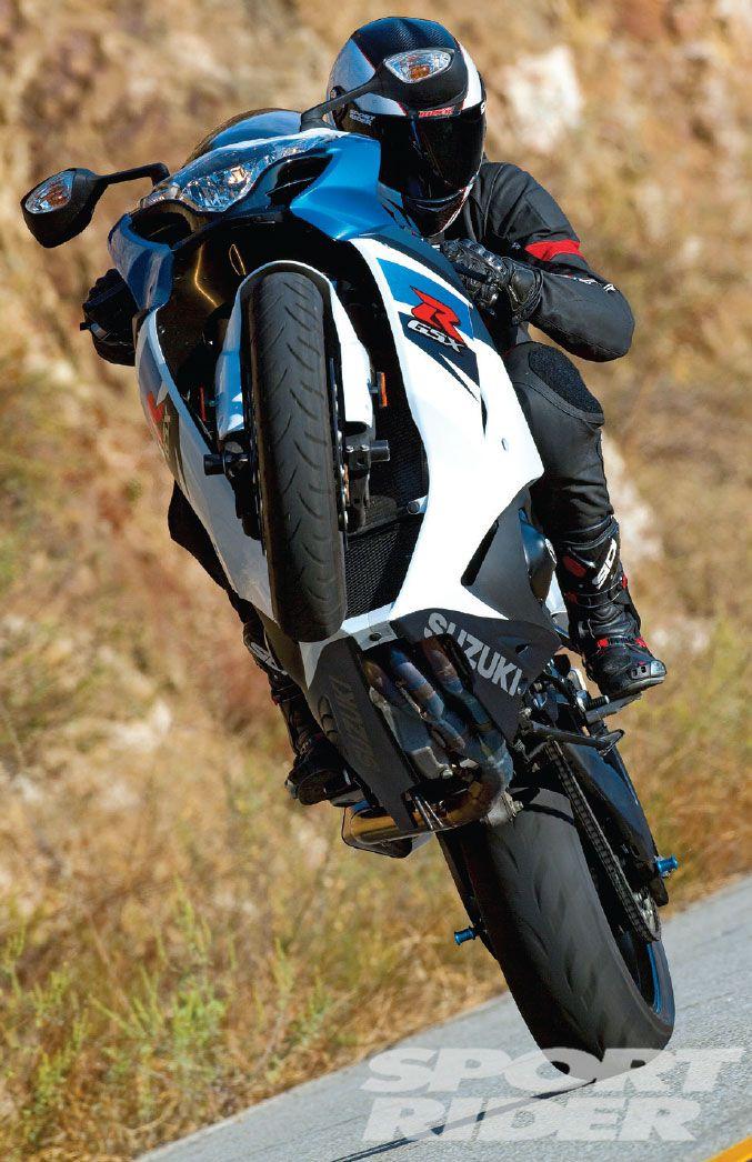 Suzuki GSX-R1000 Literbike Mods | Cycle World