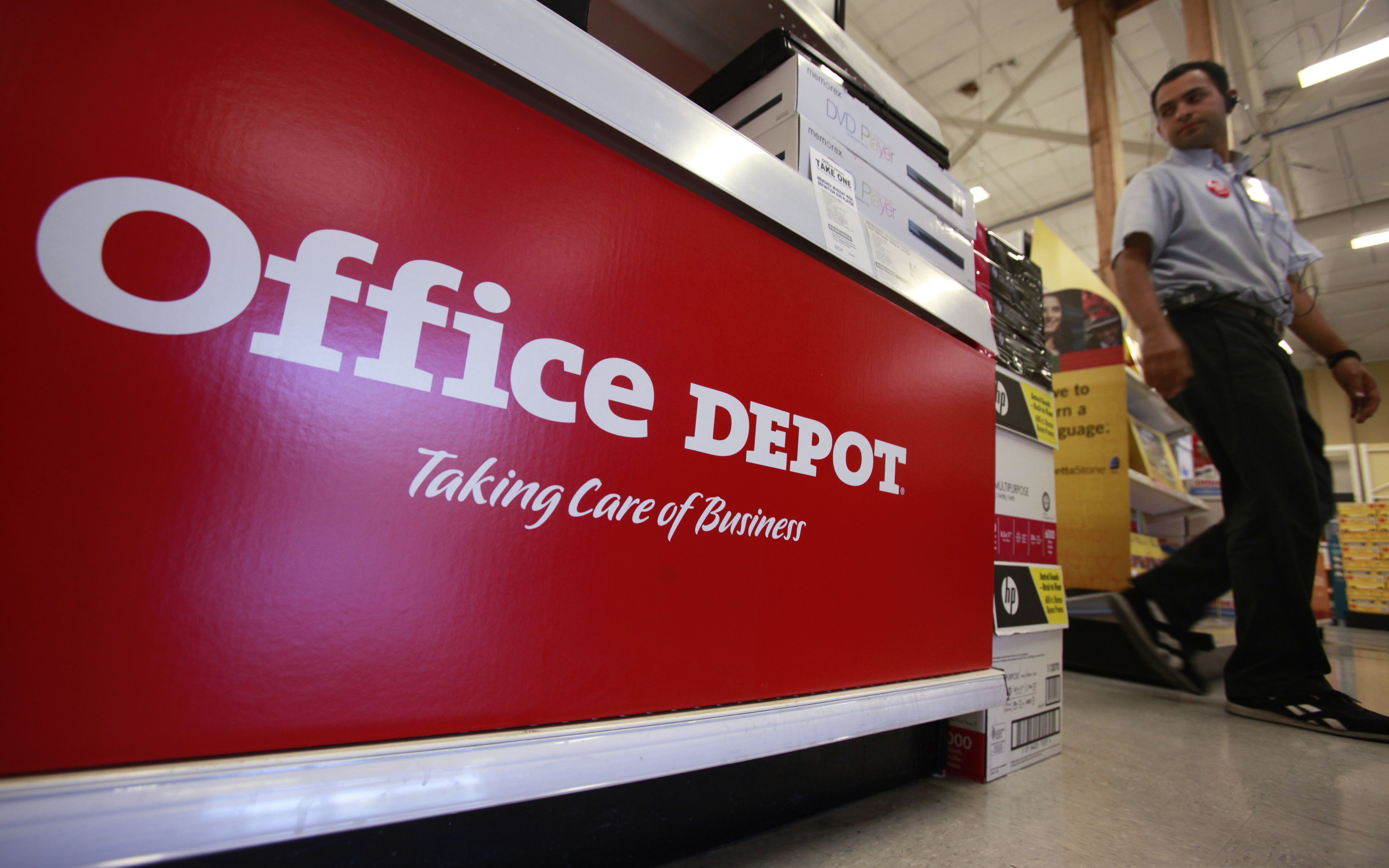 The Office Depot case is a cautionary tale - The Boston Globe