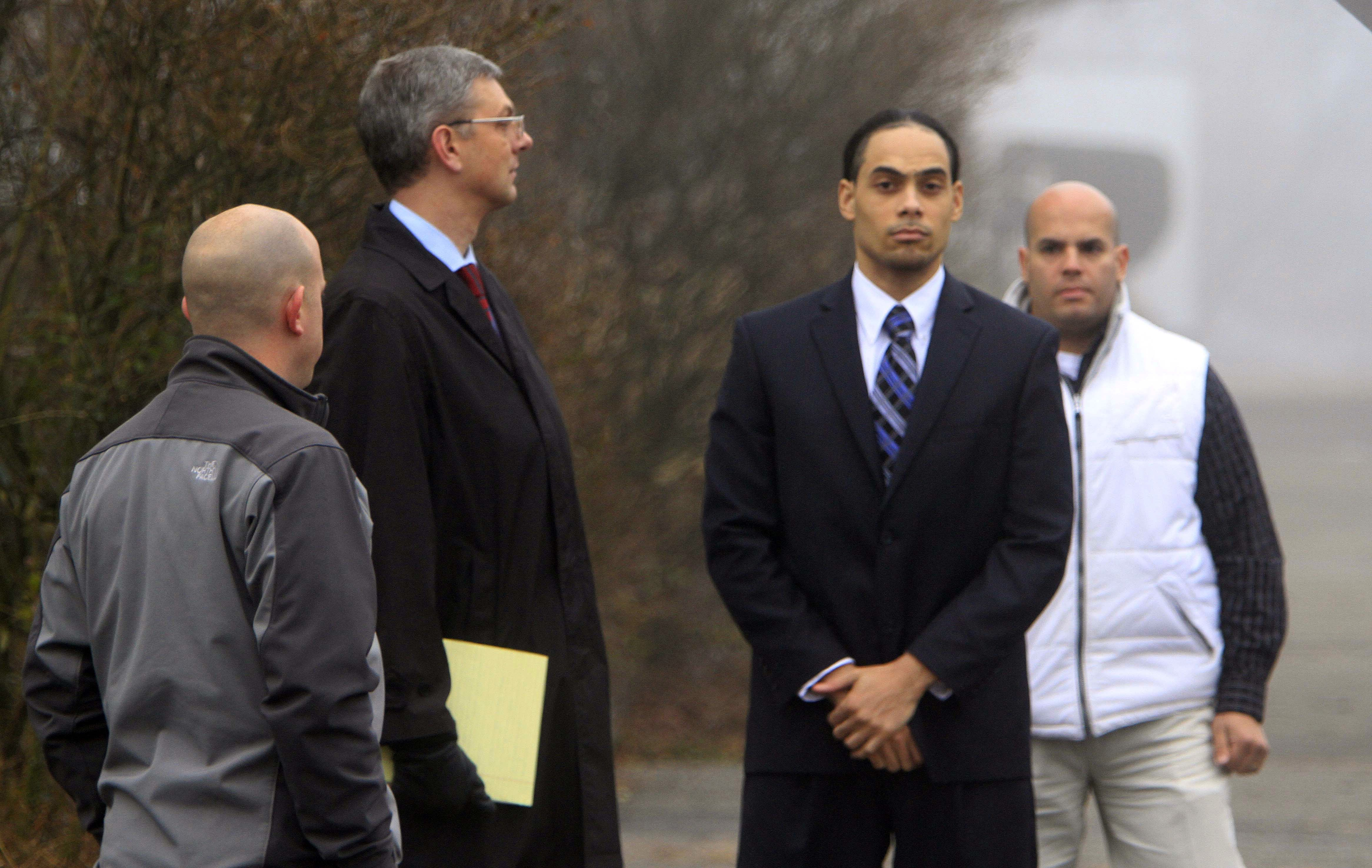 Accused N H  shooter not the man, lawyer says - The Boston Globe
