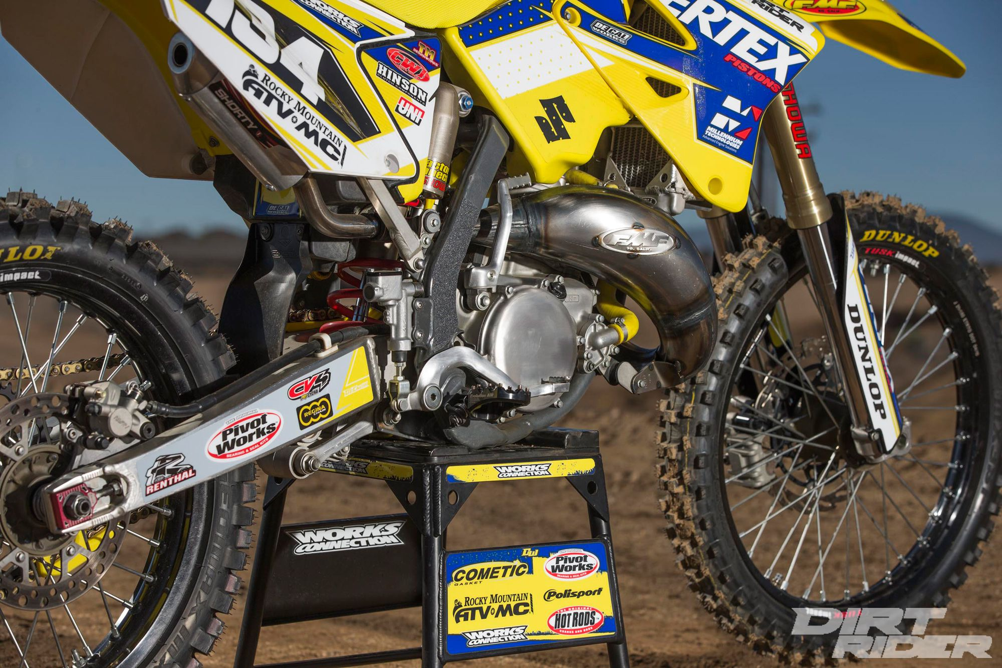 2006 Suzuki RM125 Project Bike Review | Dirt Rider