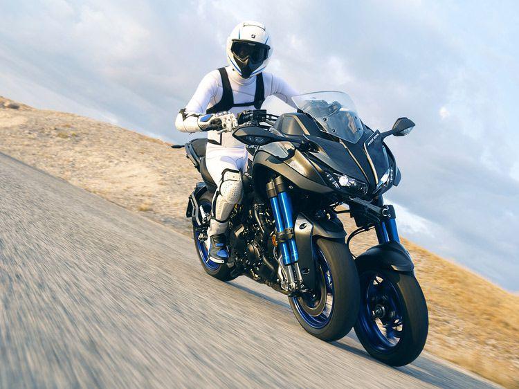 2018 Yamaha Niken Trike Unveiled   Motorcyclist