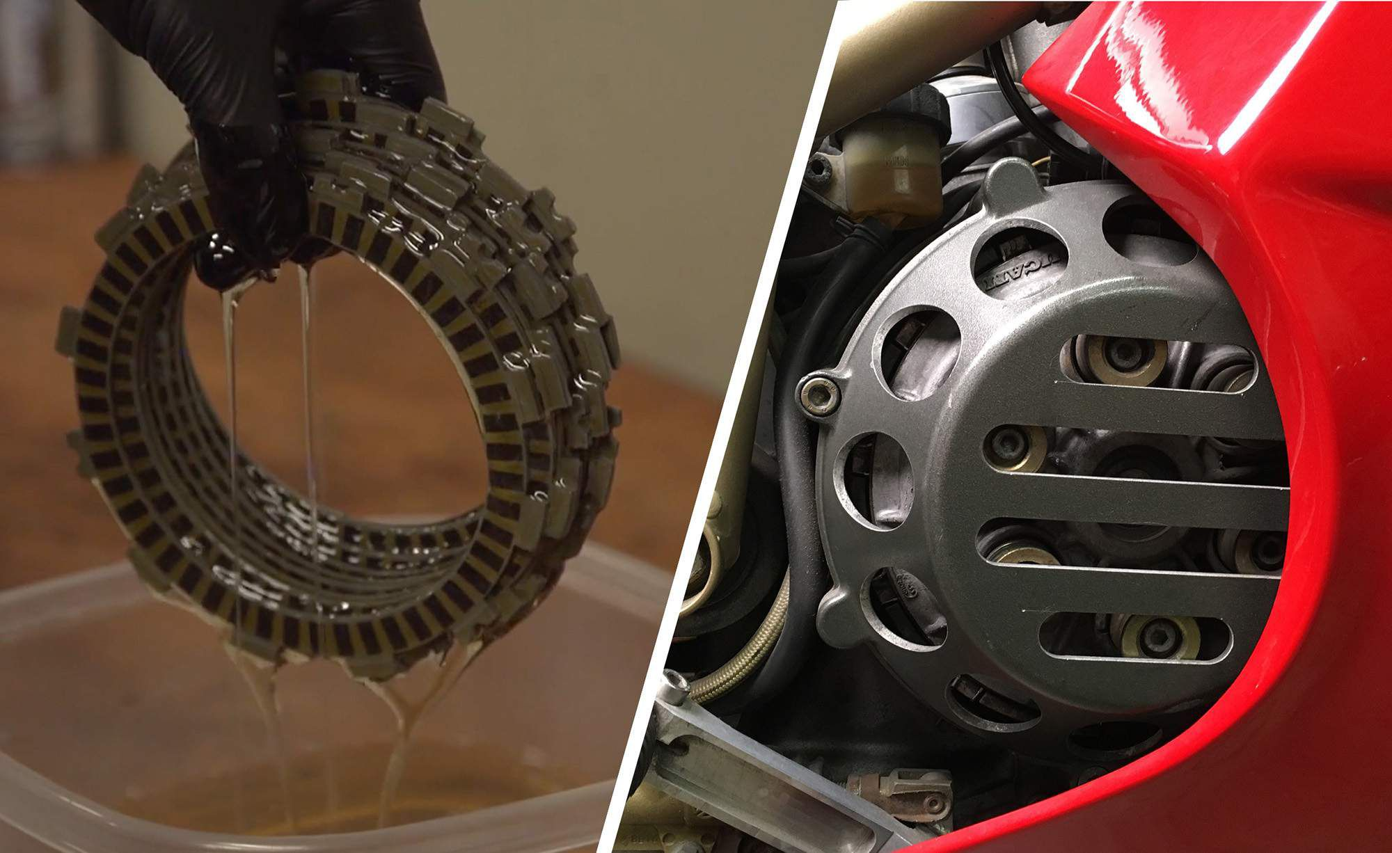 Wet Clutch vs  Dry Clutch - What's the Difference? | MC GARAGE