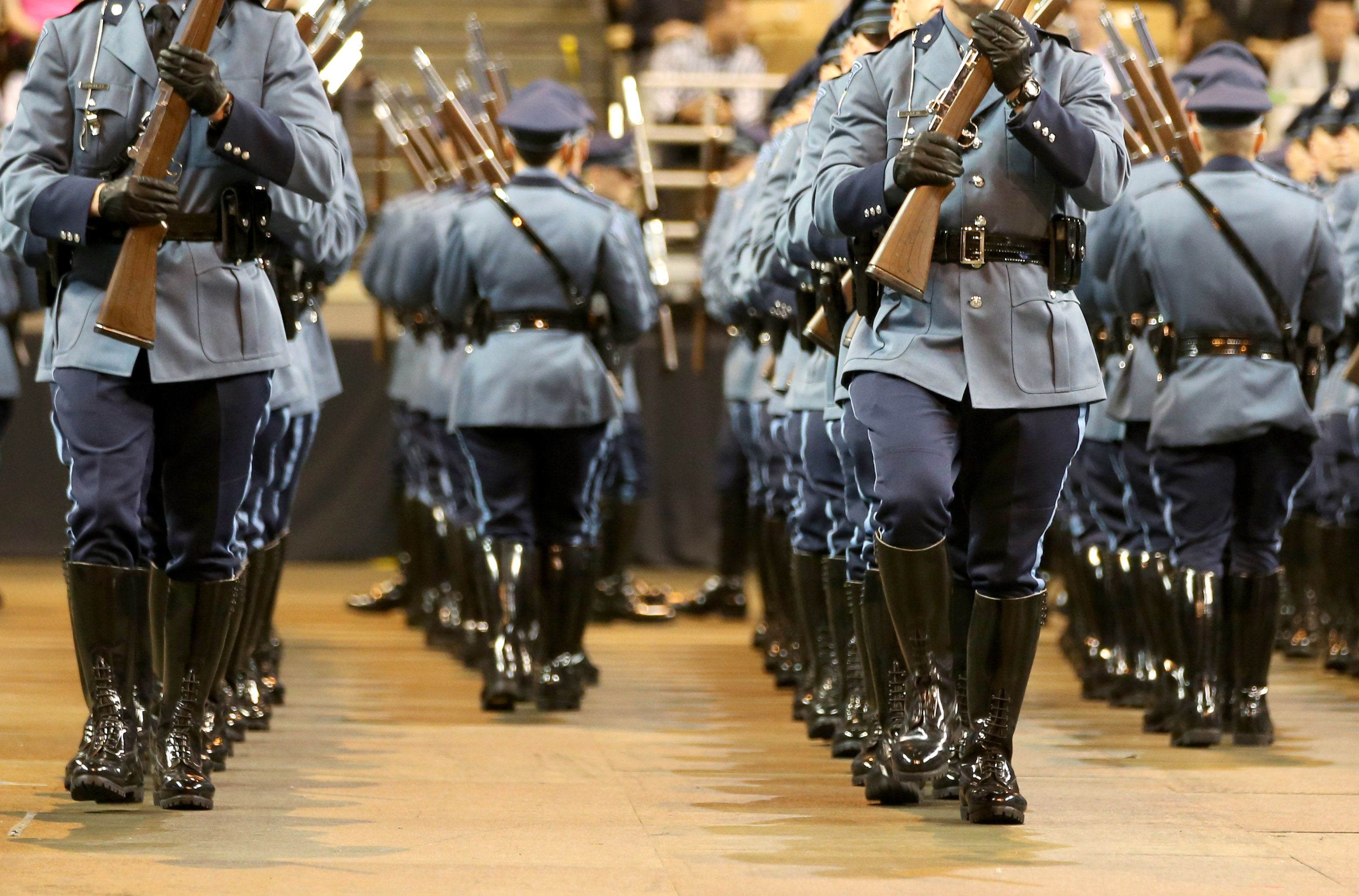 Behind the blue wall: Claims of bias in the State Police
