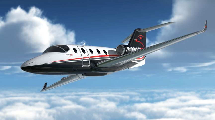 Factory Upgrade Transforms Hawker 400A and XP into 400XPR | Flying