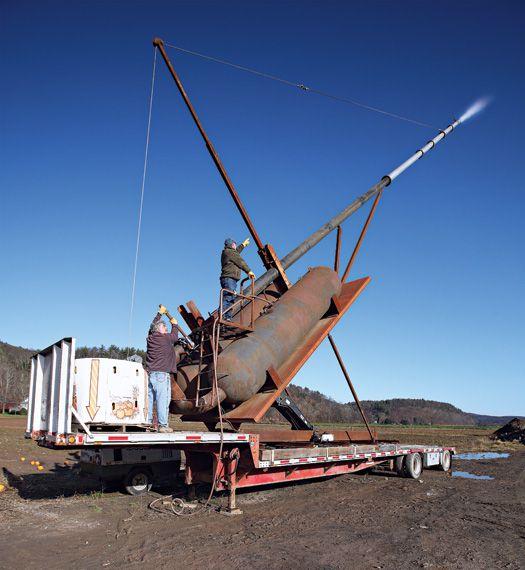 How it Works: The Artillery-Grade 600 MPH Pumpkin Cannon | Popular