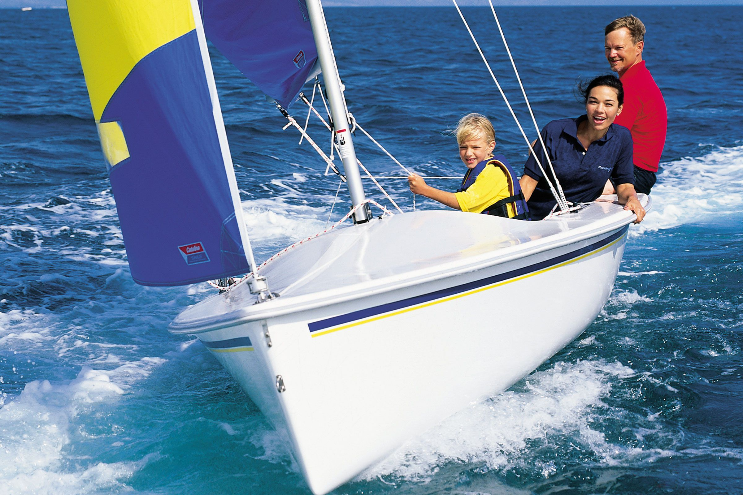 Best Small Sailboats, Trailerable Sailboats   Cruising World