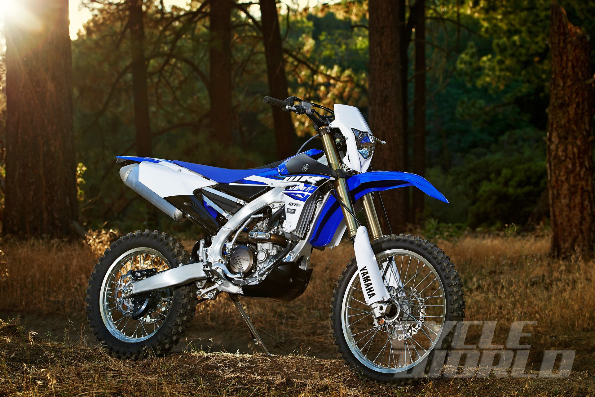Stupendous 2015 Yamaha Wr250F First Look Motorcycle Review Photos Short Links Chair Design For Home Short Linksinfo