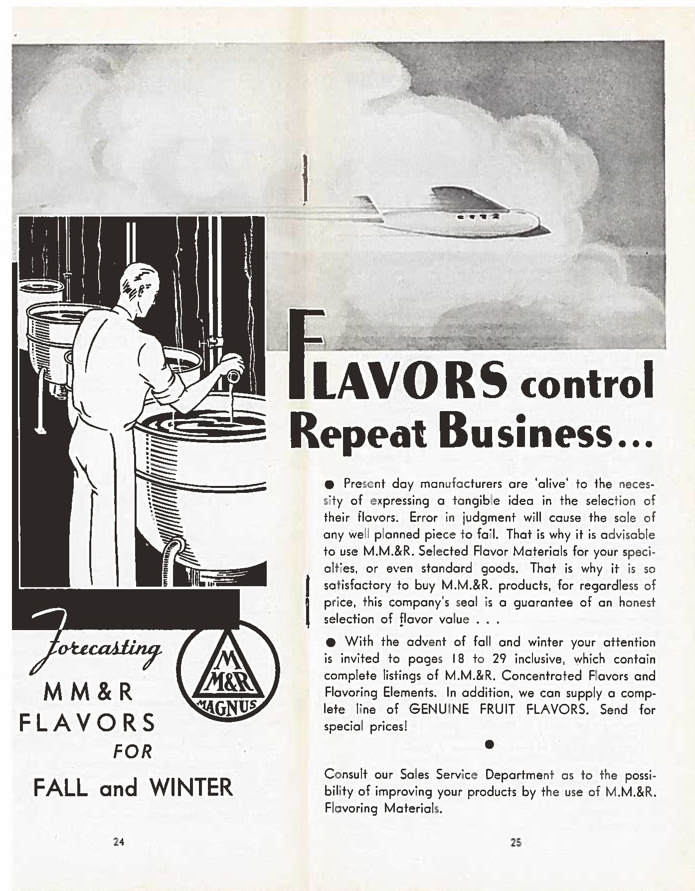 The Inexorable Rise Of Synthetic Flavor: A Pictorial History
