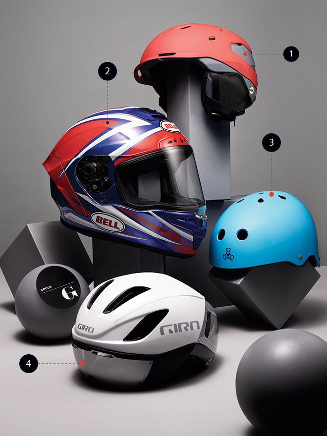 Rotational Forces Can Be A Killer In A Crash But These Helmets Can