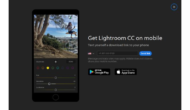 You can now use your favorite Lightroom presets on your