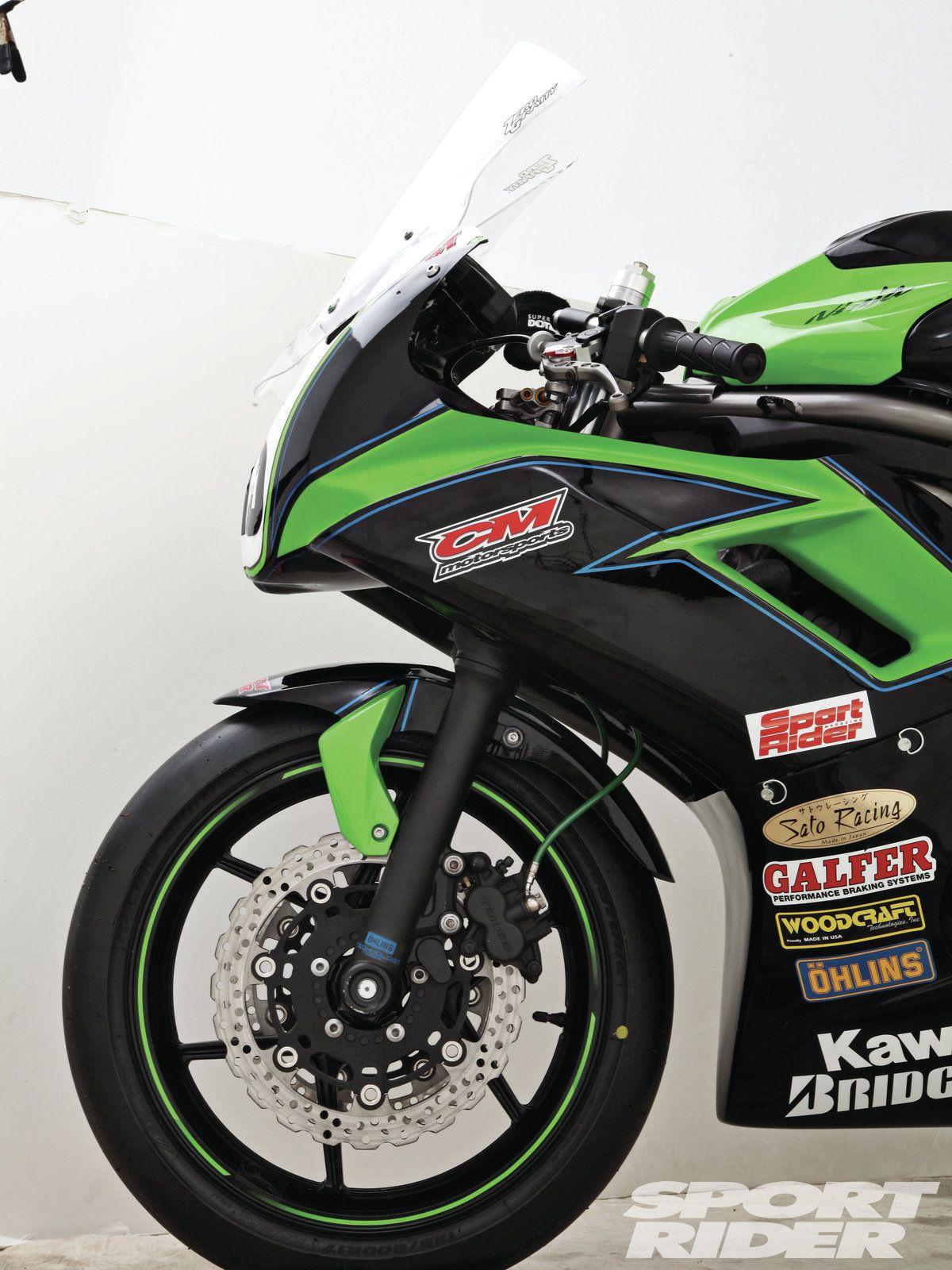 Kawasaki Ninja 650 Racebike Build | Cycle World