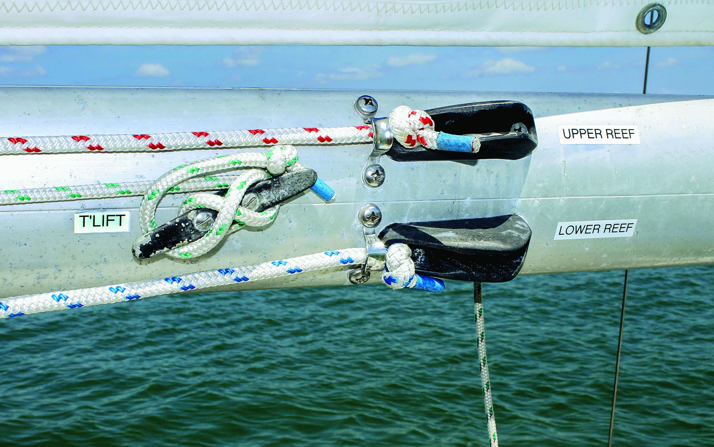 Seamanship 101: Reefing the Main | Cruising World