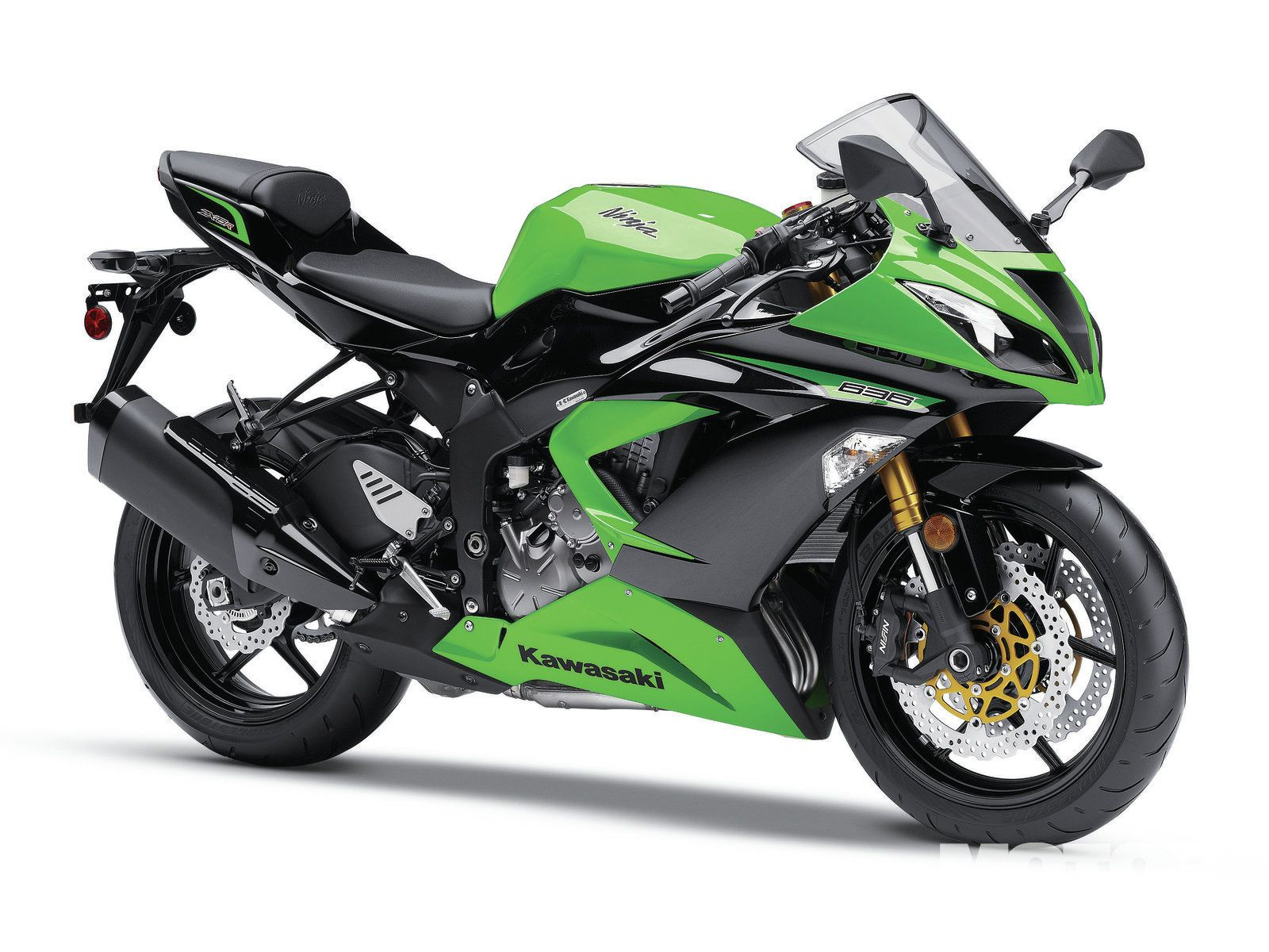2013 Kawasaki Ninja ZX-6R Review | 2013 ZX-6R 636cc Road ... on
