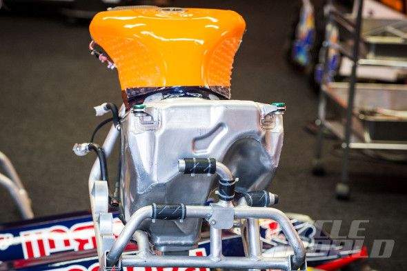 Managing the MotoGP Fuel Limit by Keeping the Fuel Cool | Cycle World