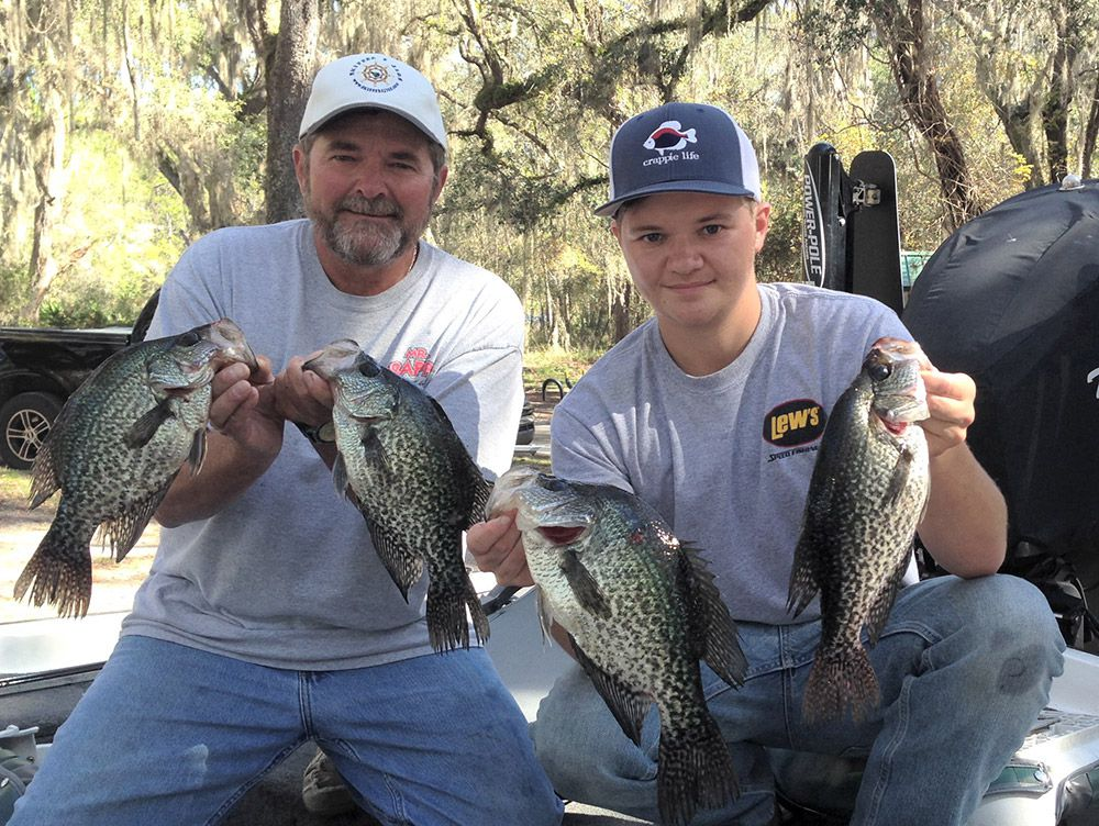 How to Catch a Limit of Crappies: 5 Tactics From the Pros | Outdoor Life