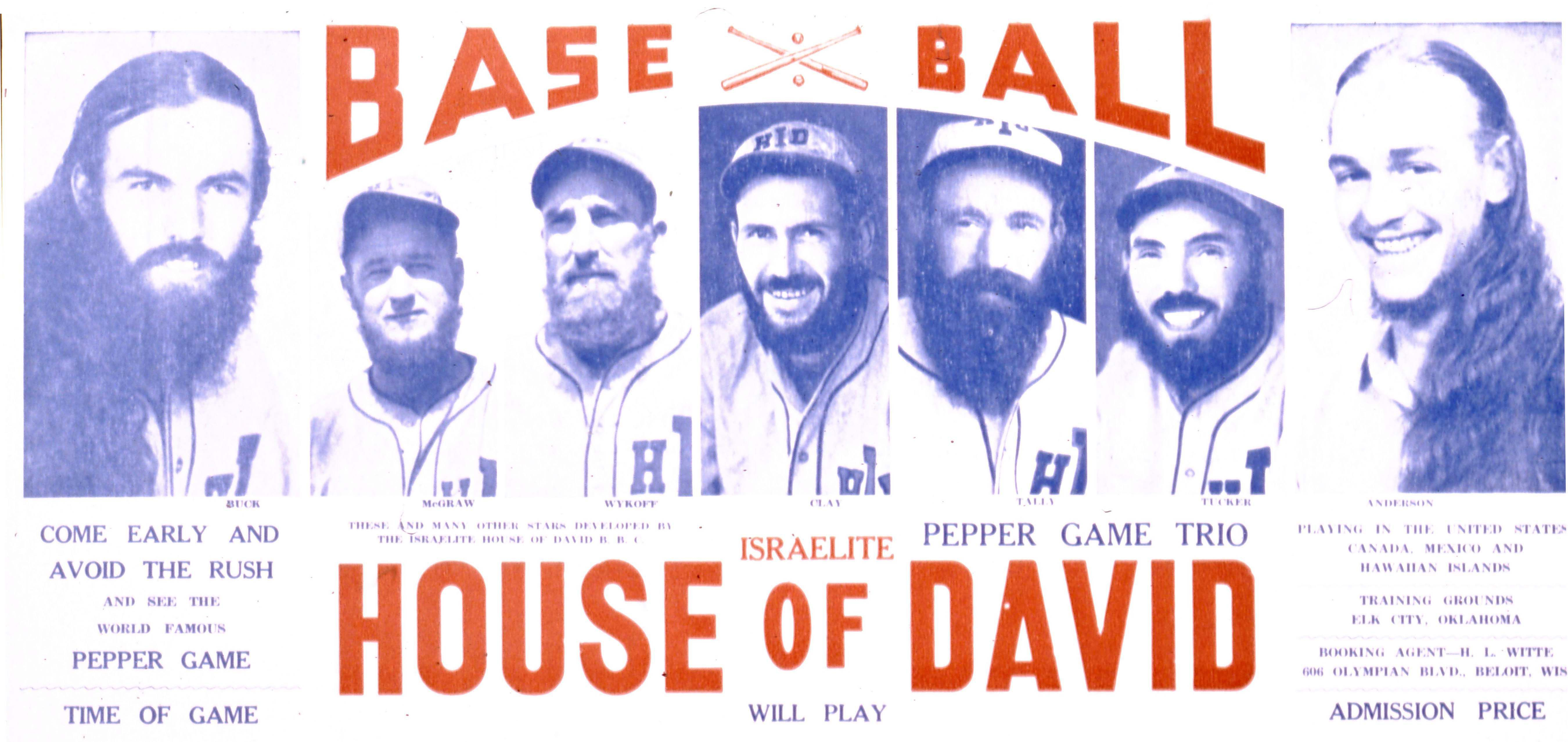 How an apocalyptic cult invented baseball beard power - The