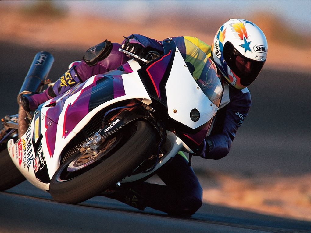 SR Archive: Attack Racing Yamaha YZF1000 | Cycle World