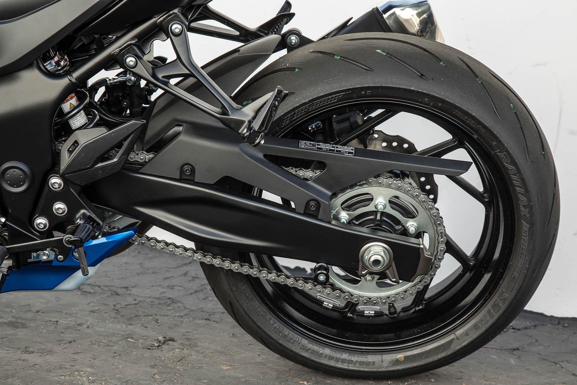 2018 Suzuki GSX-S750 First Ride Review | Motorcyclist