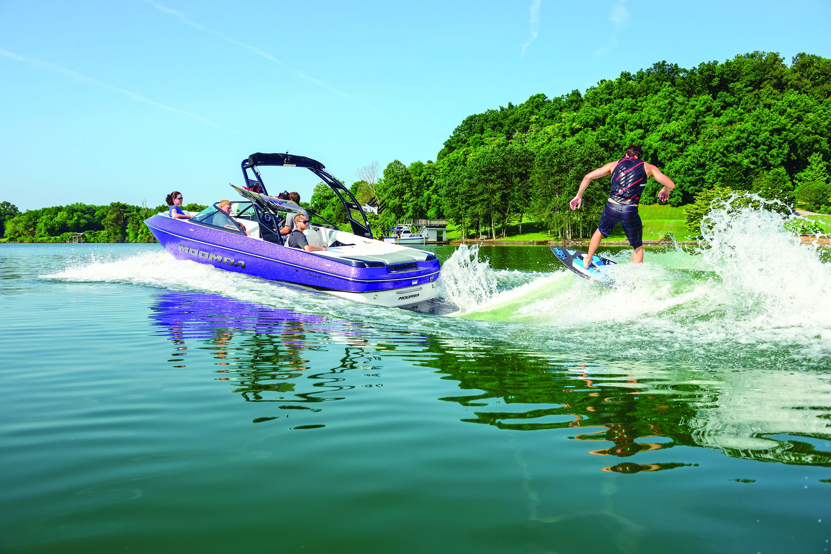 Moomba Boat Reviews | Wakeboarding Magazine