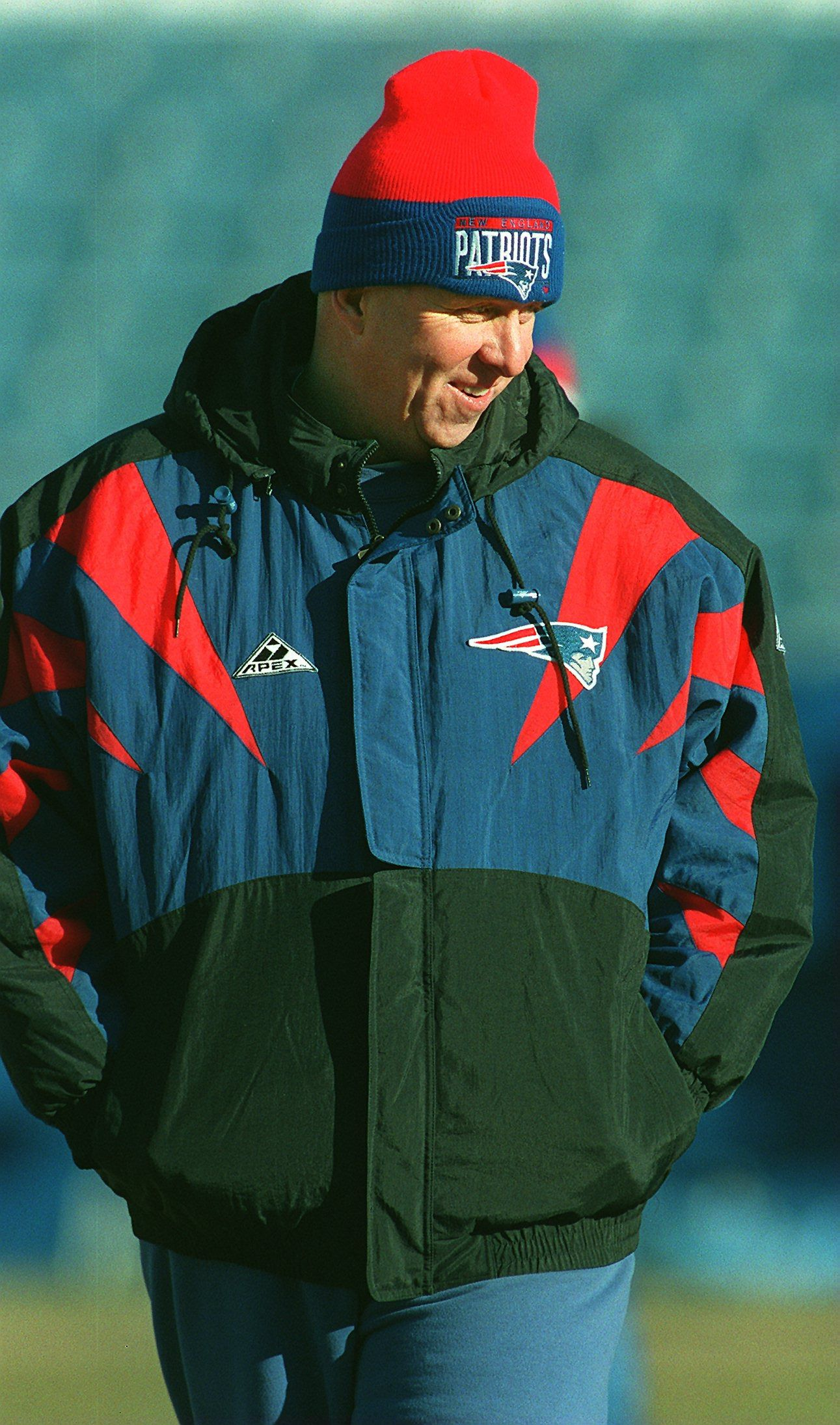 Bill Parcells reflects on his Patriots years - The Boston Globe