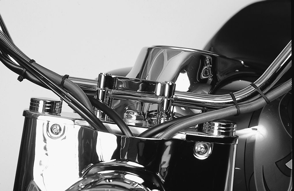 Strange Tips On Swapping Out Handlebars On Your Motorcycle Motorcycle Cruiser Wiring 101 Bdelwellnesstrialsorg