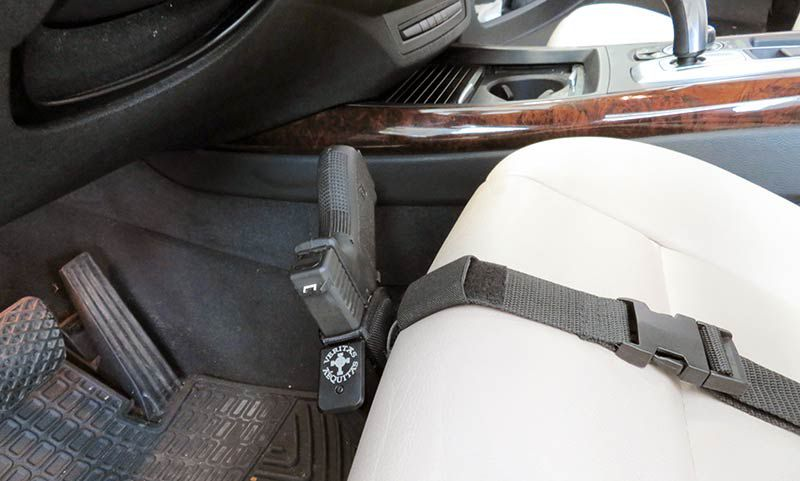 6 Tips For In-Vehicle Concealed Carry   Range 365