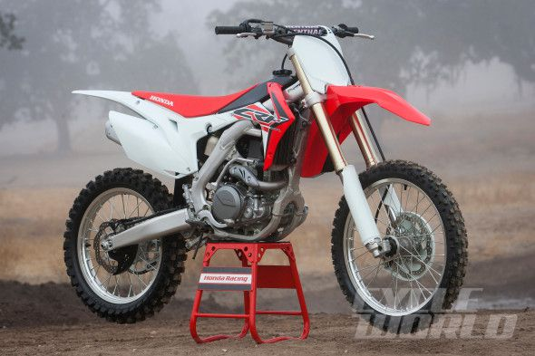Excellent 2015 Honda Crf450R Motocrosser First Ride Review Photos Evergreenethics Interior Chair Design Evergreenethicsorg
