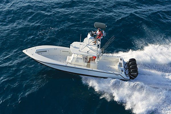 T-Top for Boats | Salt Water Sportsman