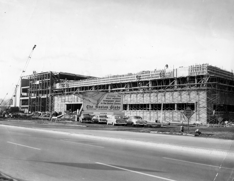 Boston Globe moving headquarters to downtown Boston - The