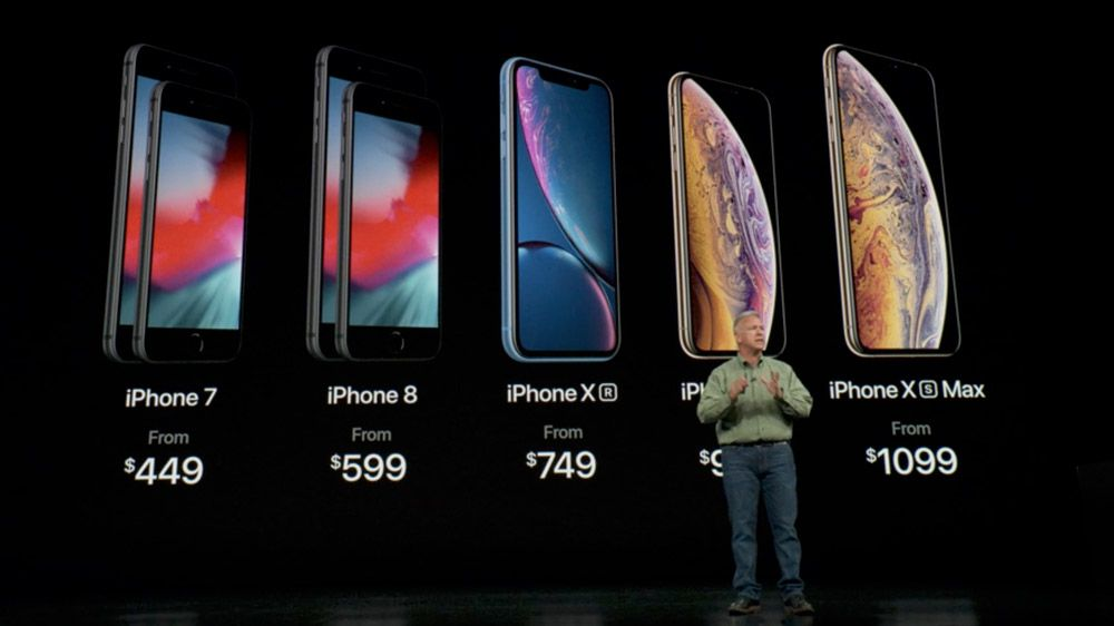 Apple's iPhone event: What to know about the iPhone XS, XS Max, XR