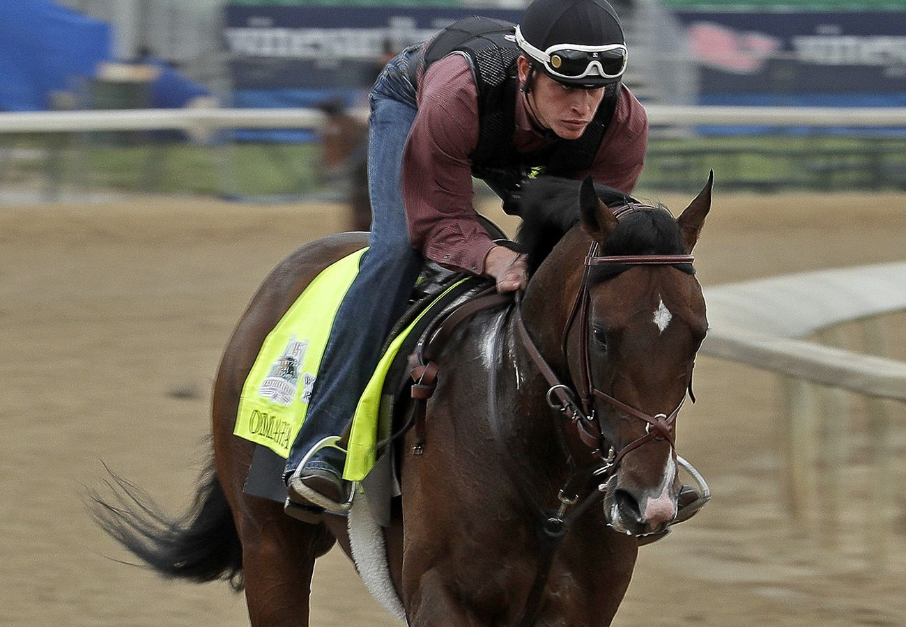 Handicapping Saturday's Kentucky Derby - The Boston Globe