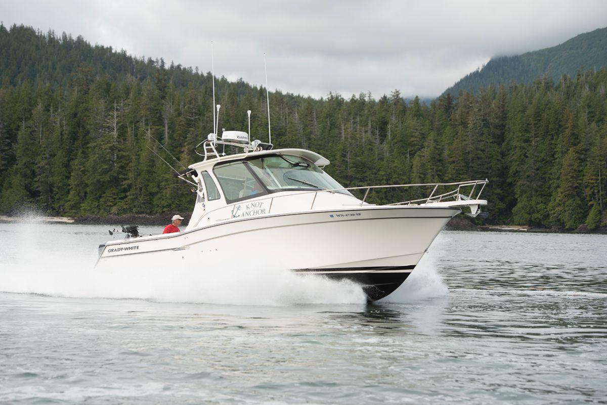 Fishing Vancouver Island Aboard A Grady-White   Boating Magazine