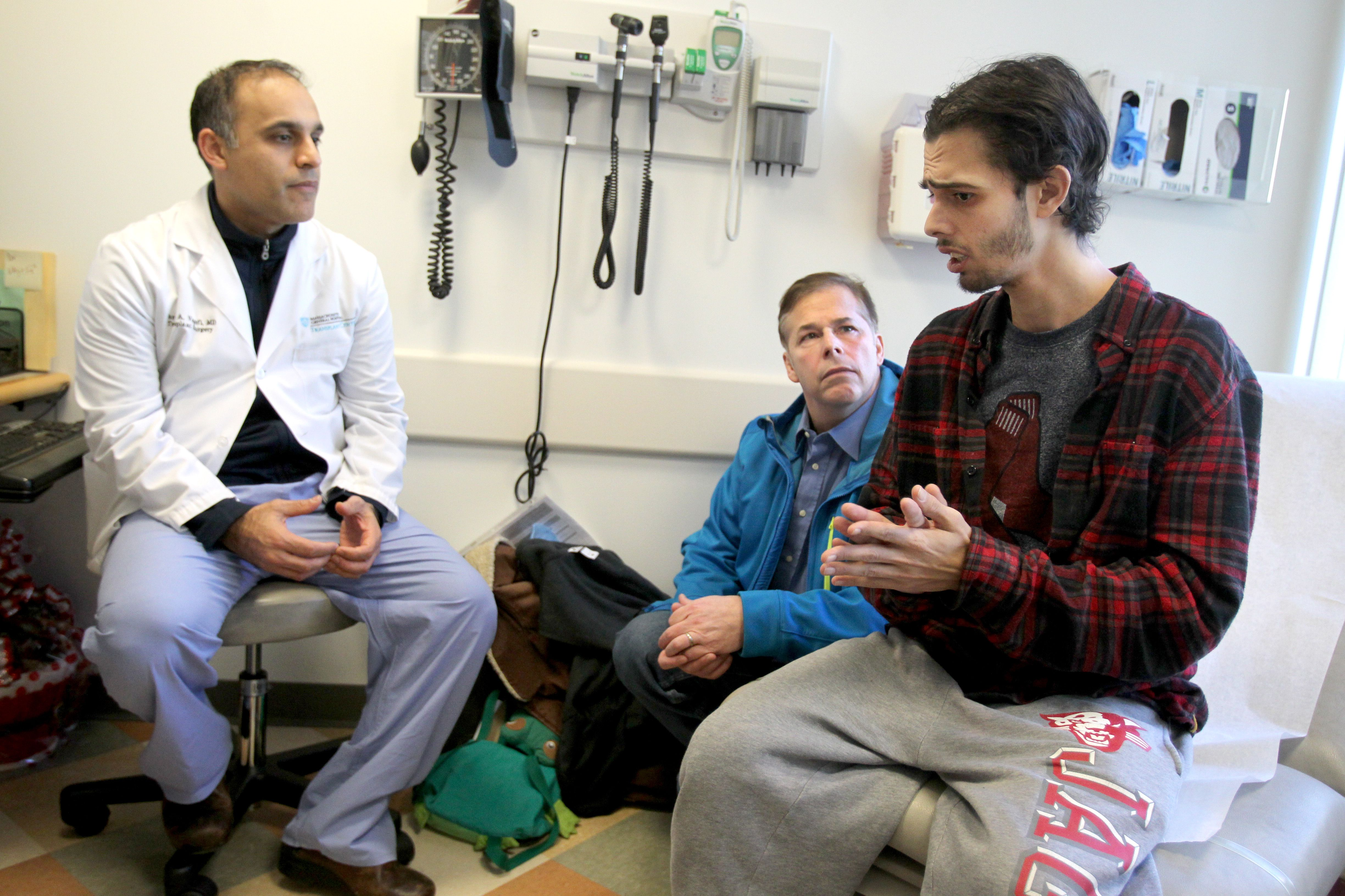 Rolling the dice on a hepatitis C-tainted liver - The Boston Globe