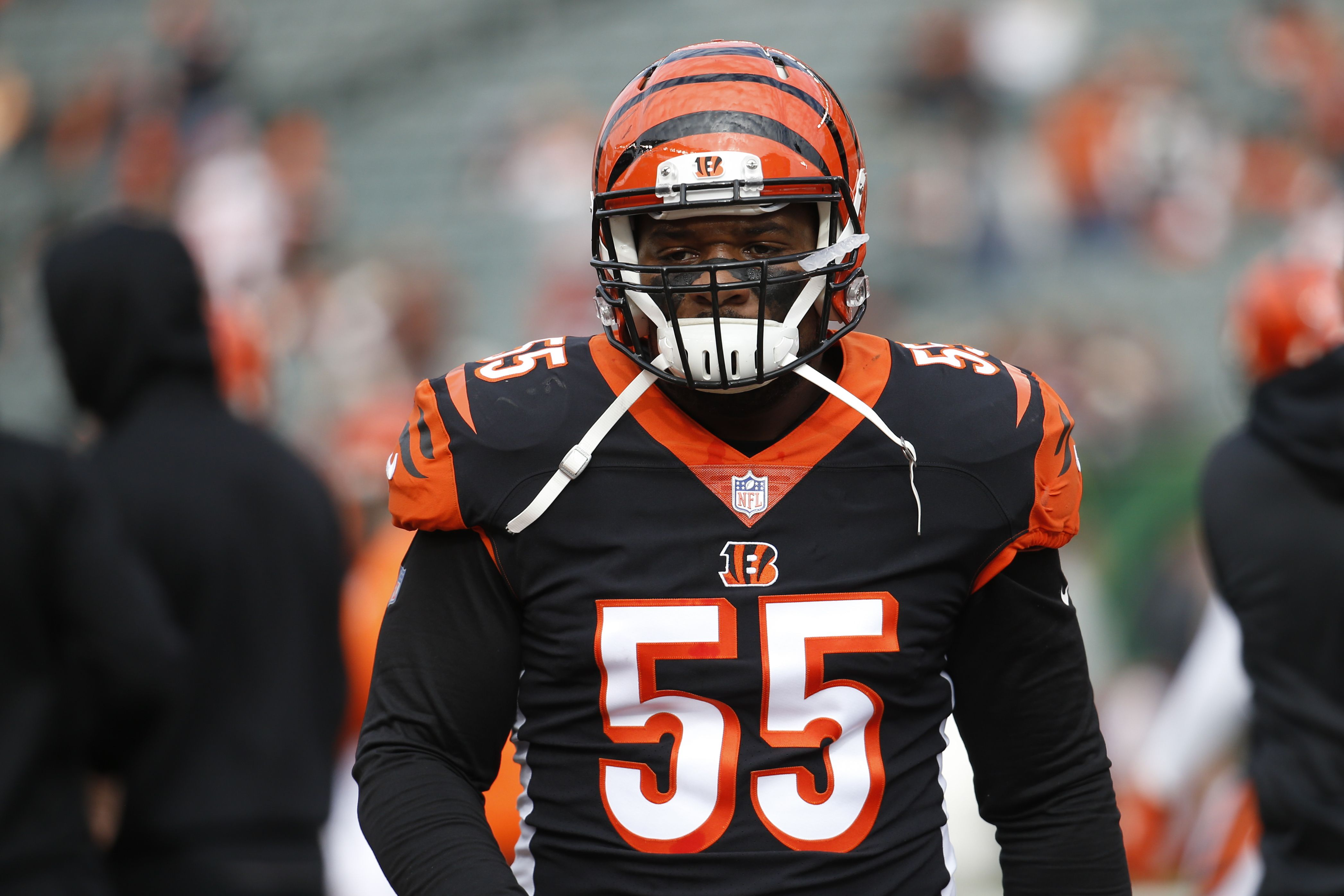 size 40 64f25 99dc6 Oft-suspended Vontaze Burfict released by Bengals - The ...