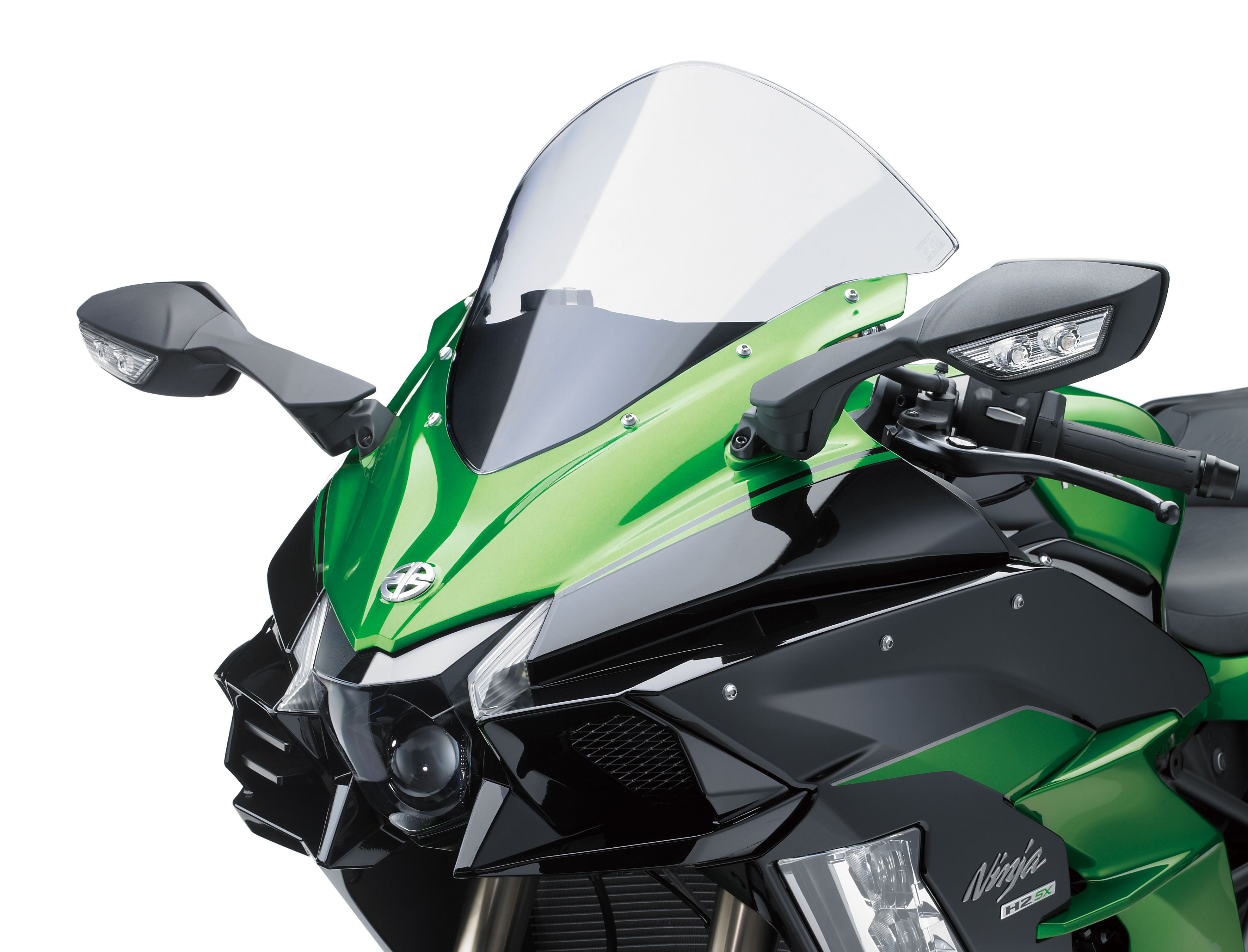 2018 Kawasaki H2 SX Sport-Tourer Debuts—Get Ready To Wet Your Gore