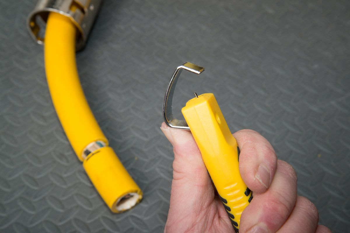 Installing a New S Power Cord End | Boating Magazine on