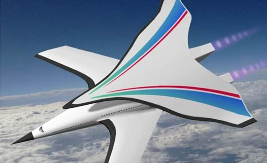 China's hypersonic aircraft would fly from Beijing to New York in