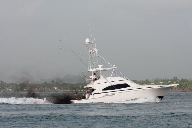 How to Re-power a Sport-Fishing Boat | Marlin Magazine