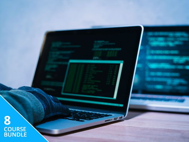 Start your six-figure career in cybersecurity with this