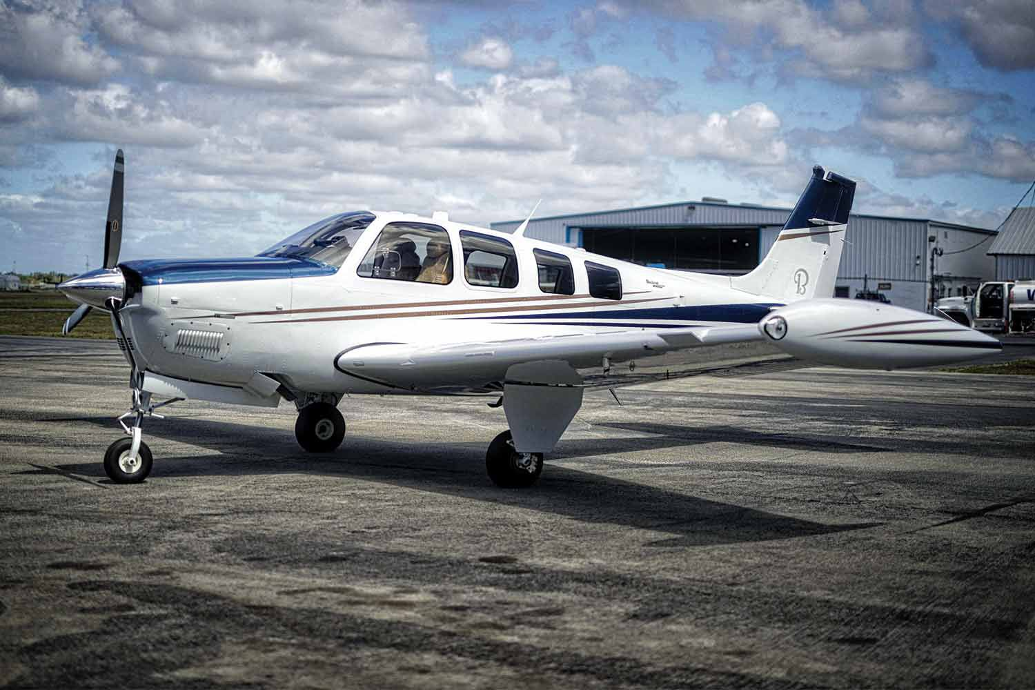 Best Used Six Seaters | Flying