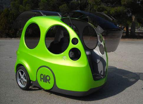 Compressed Air Car >> Compressed Air Cars Planned For Airport Test Us Launch Popular