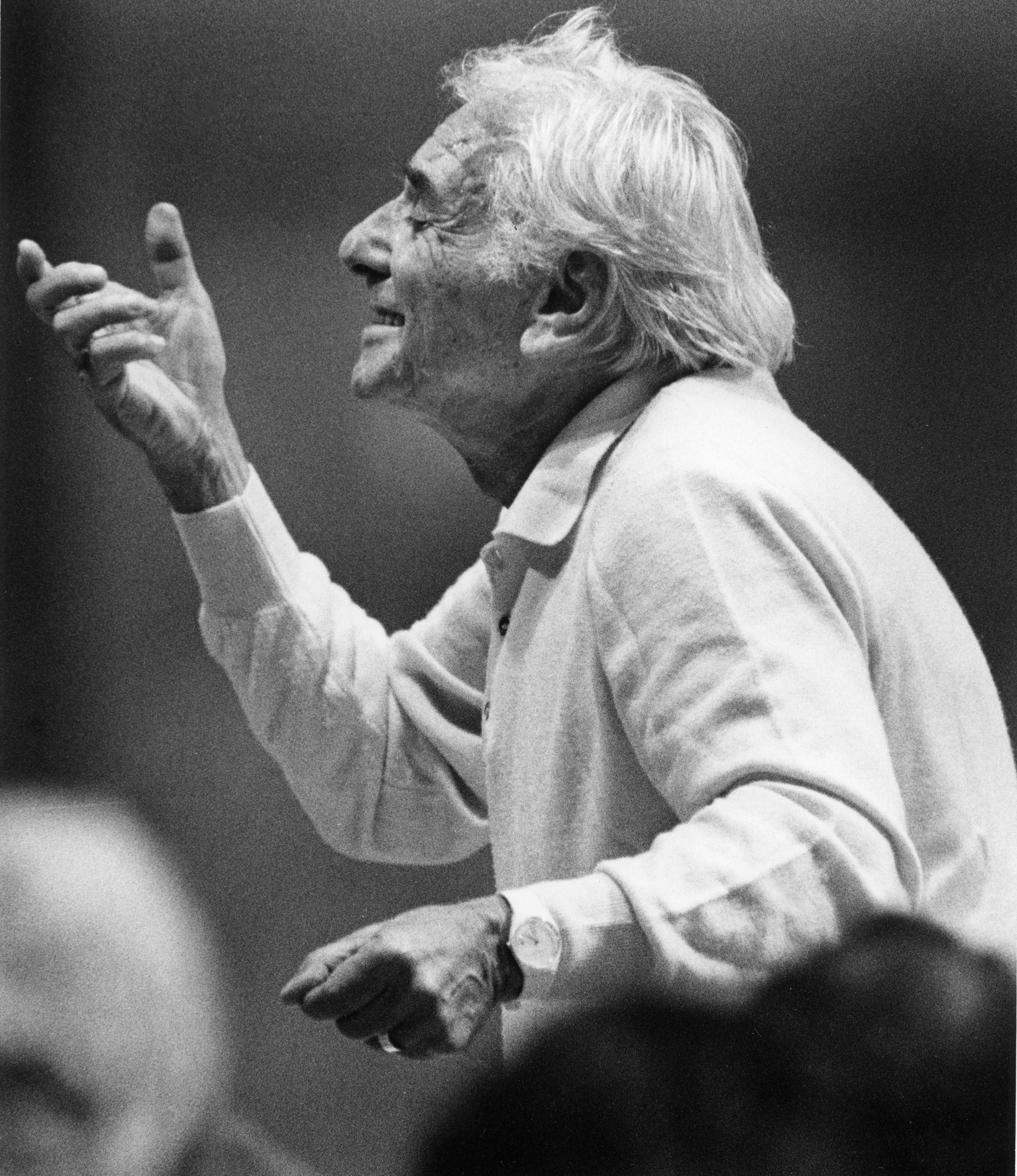 For Lenny's centennial, Tanglewood goes all in - The Boston Globe