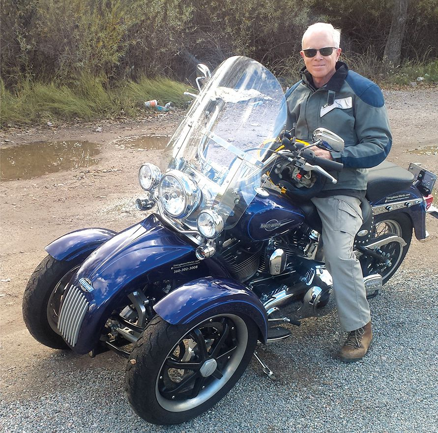 Drawing the Line On Trikes | Motorcyclist