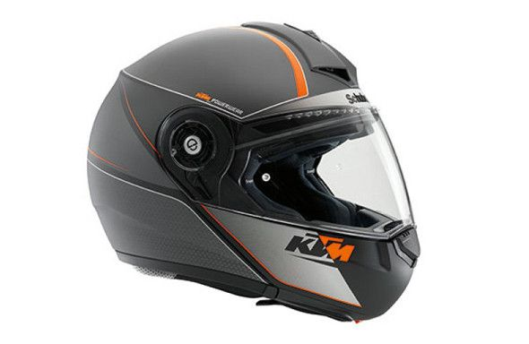 Ktm Announces Its Latest Collaboration With Schuberth To Bring