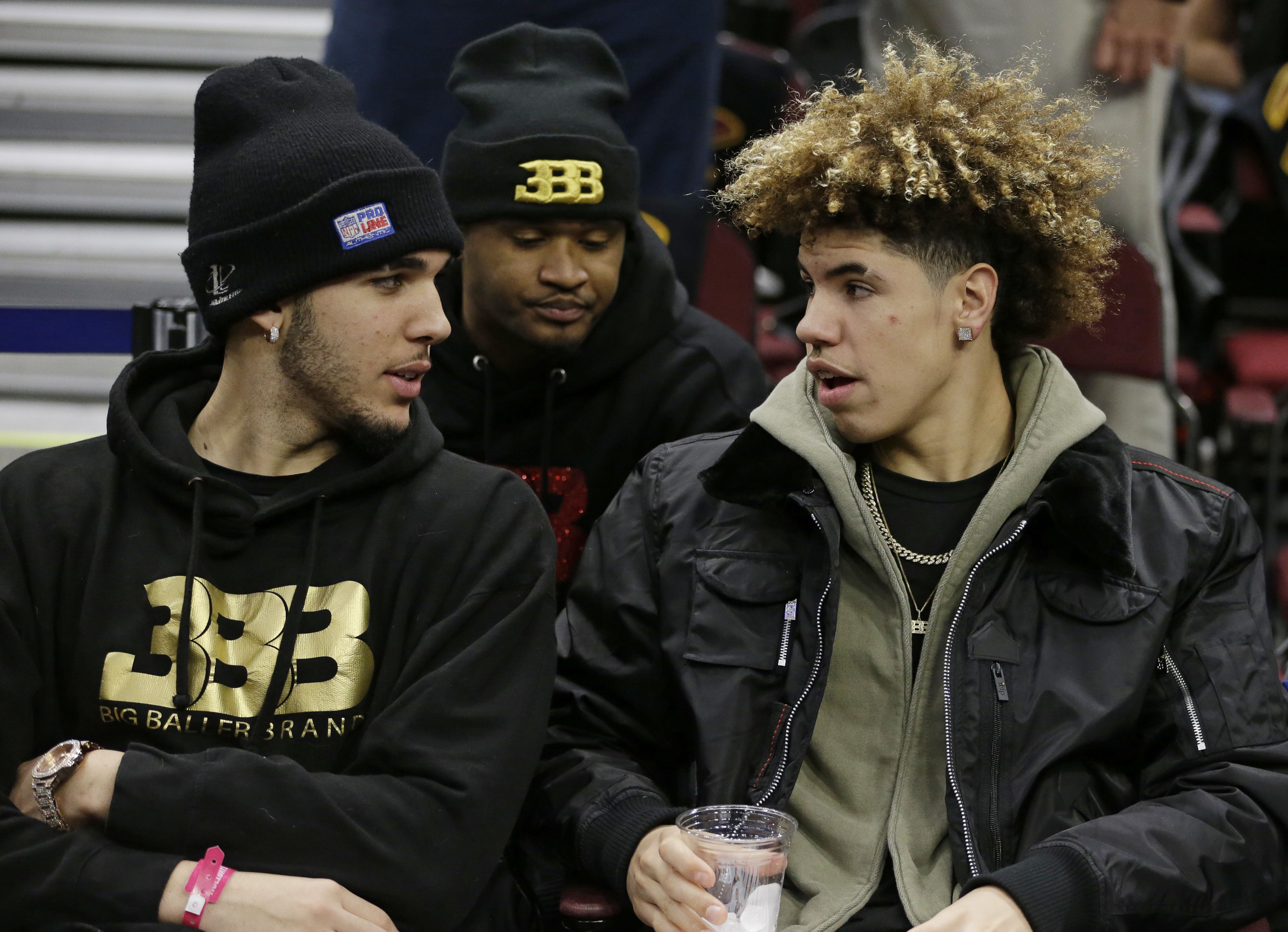 Early Nba Mock Draft 2020 Could Lamelo Ball Be A Top 10