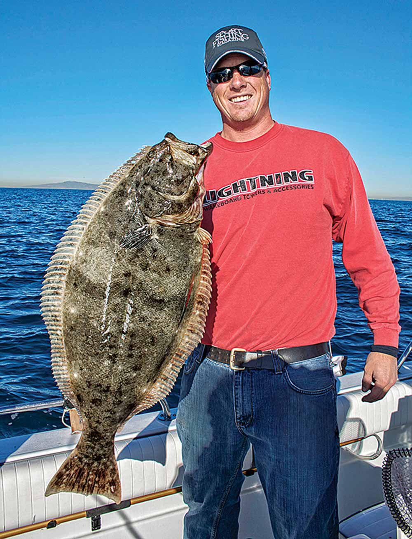 California Halibut Fishing Tips, Halibut Rigs | Salt Water Sportsman