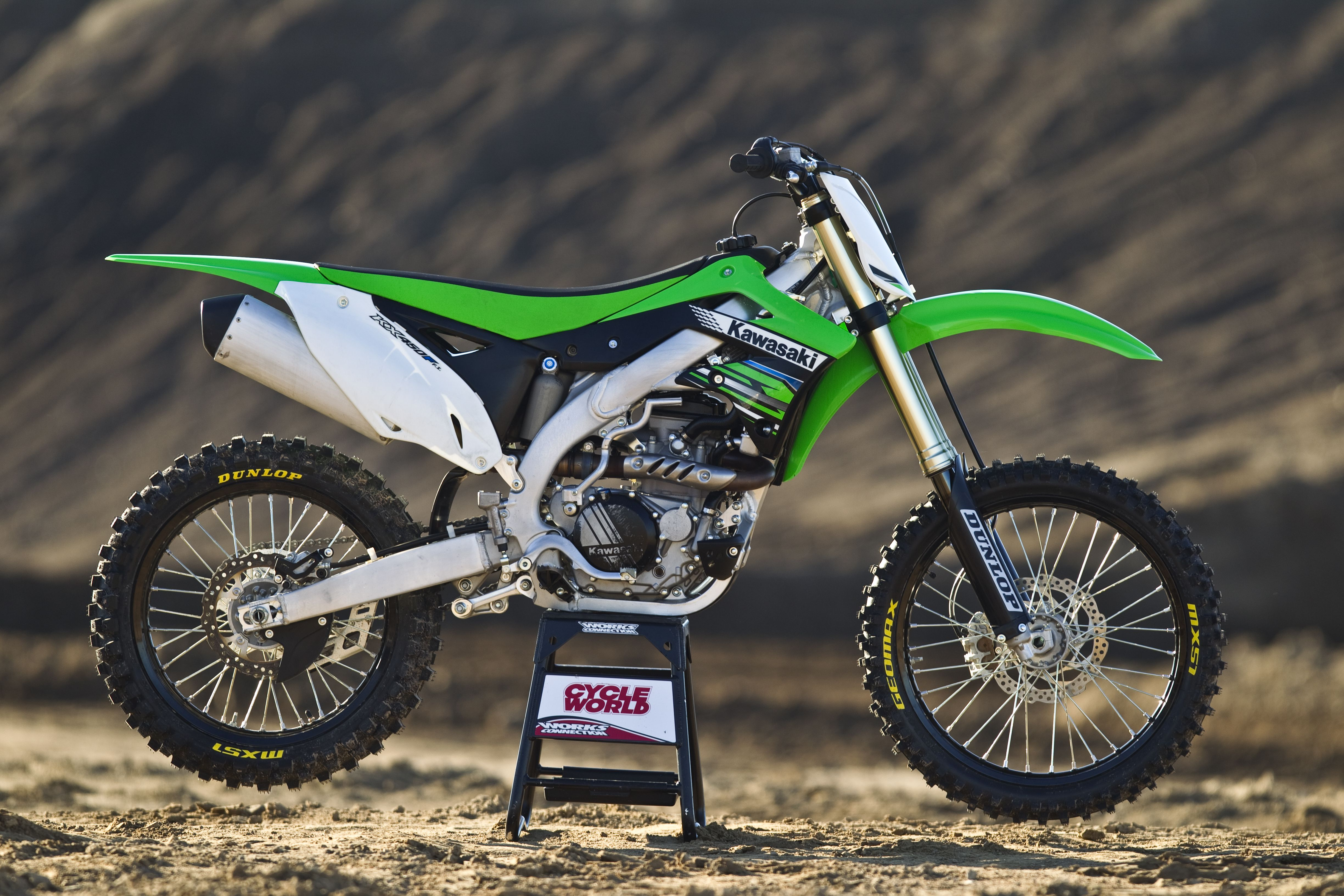 450-Class Motocross Bike Comparison Test Review | Cycle World