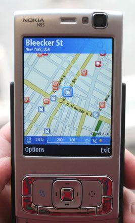 iPhone vs  N95-3: Battle Royale   Popular Science
